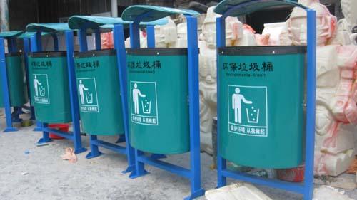 驻马店广告果皮箱,周口户外垃圾桶厂家-【亿丰环保】价格优惠