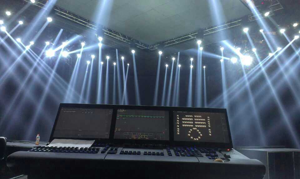 郑州舞台灯光专业演出灯光设计销售