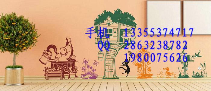 供应幼儿园墙面印花卡通动物图案硅藻泥丝网印花模具