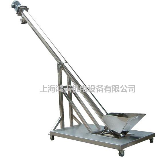 斗式�9ca��.�.���/_带斗式螺旋输送机,螺杆输送机,倾斜提升机,螺旋上料机