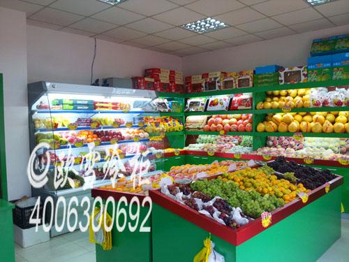 赣州哪家水果保鲜冷柜质量最好,赣州水果展示柜一台多少钱