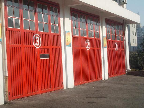 青岛消防门生产过程-钱眼产品