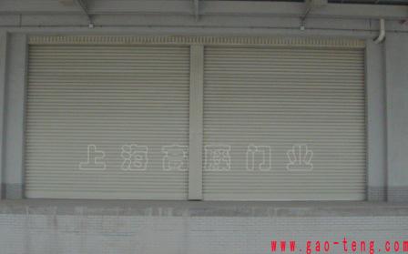 供应欧 式保温  工业卷帘门