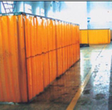 焊接防护帘