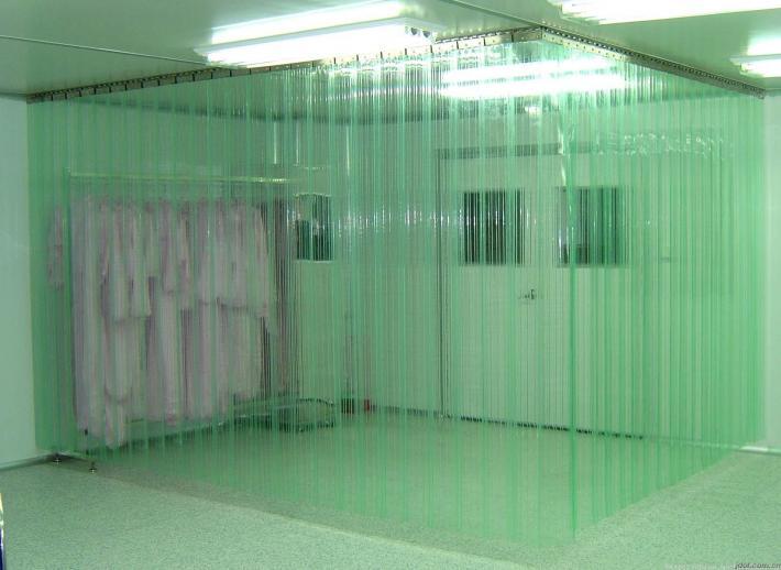 上海高藤   门业供应透明PVC门帘