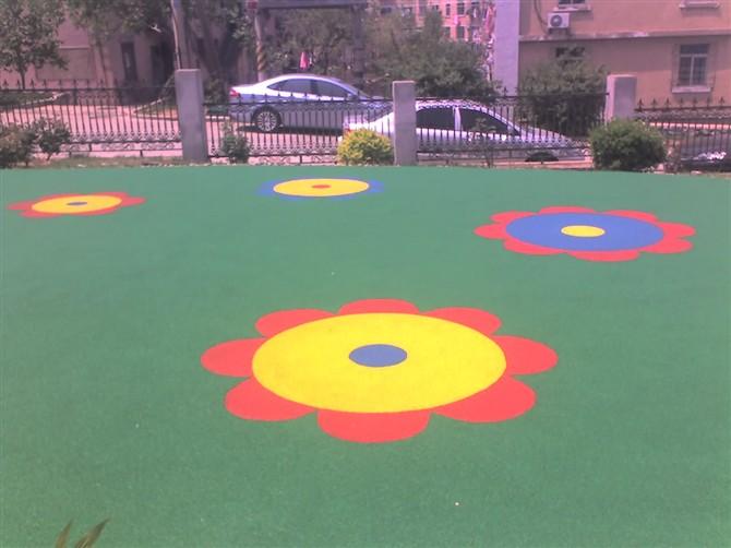 epdm幼儿园专业塑胶地面 epdm幼儿园安全地板