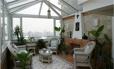 玻璃阳光房通常按平方米来核算报价玻璃阳光房全体框架,玻璃阳光房顶