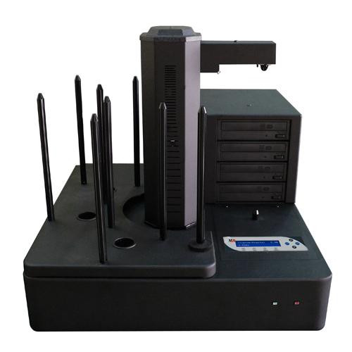 迪美视Copy650-6 BD 全自动光盘拷贝机/光盘复制机 刻录塔 光盘塔