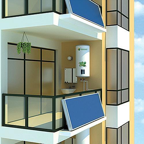 阳台壁挂太阳能-钱眼产品