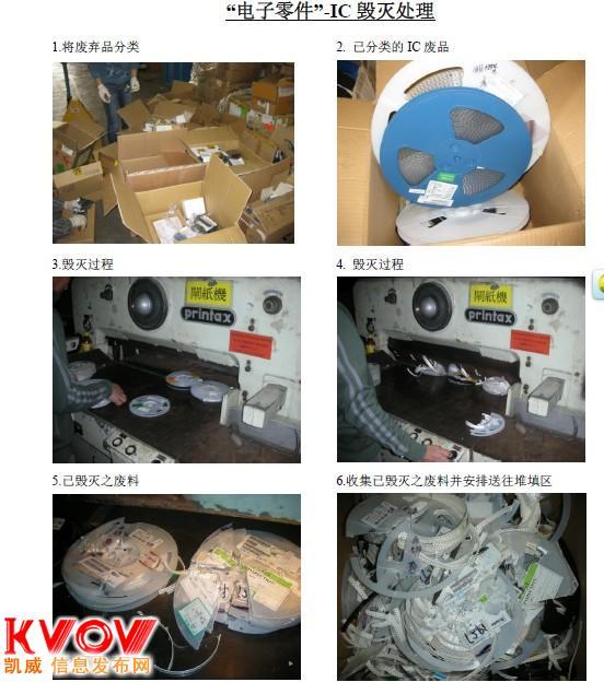 求购上海通讯设备报废处理厂家,上海手机配件现场销毁,浦东灯具处理报废销毁