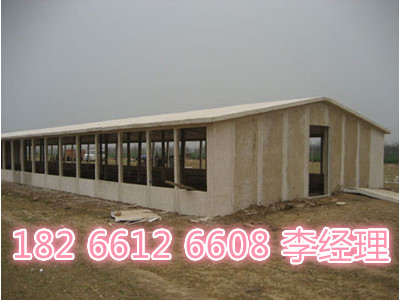 砖木结构猪舍房照片