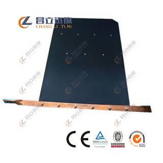 印刷电路板(蚀刻液回收铜)用钛阳极