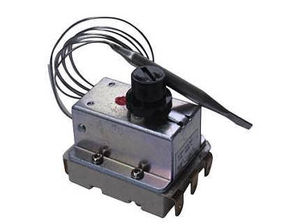 商用烤箱温控器接线图解