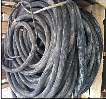 德清县240平方电缆线回收