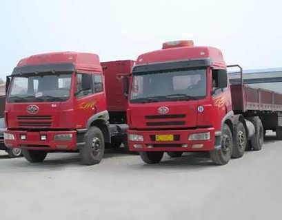 大运发配货中心车源丰富,运力雄厚,可为您的货物能够安全,准时送达