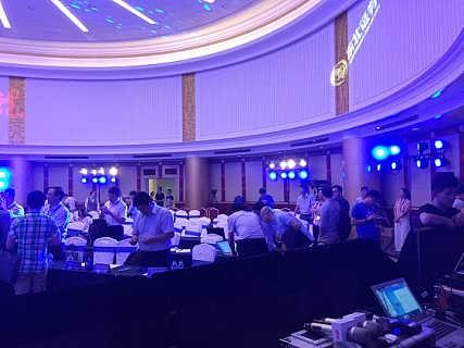 上海开业庆典活动led大屏灯光音响设备租赁,发布会舞台桁架背景搭建