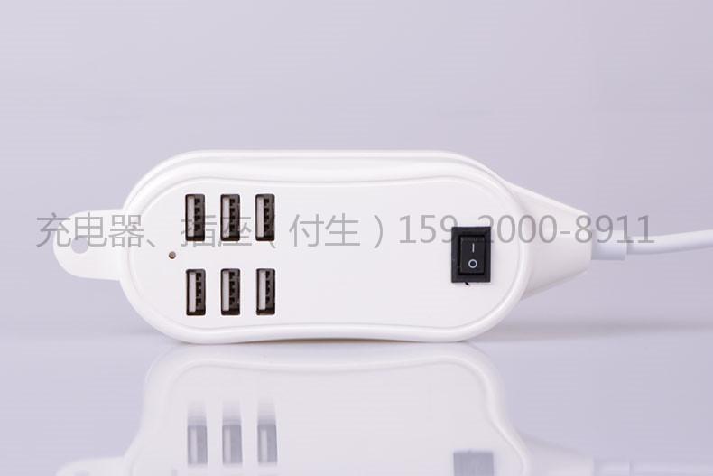 多功能充电器USB插座新款 欧美热销USB排插