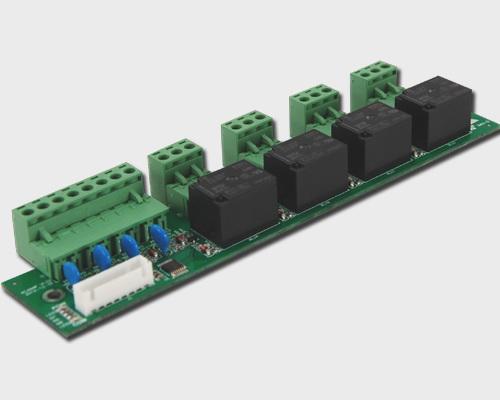 倹.%���i��9o����_i/o 4输入/4继电器输出扩展板