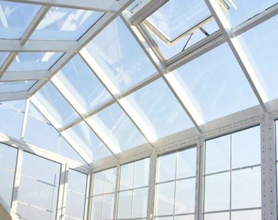 钱眼首页 产品库 建筑房产 装饰装修材料 门窗 > 钢结构专业玻璃雨棚