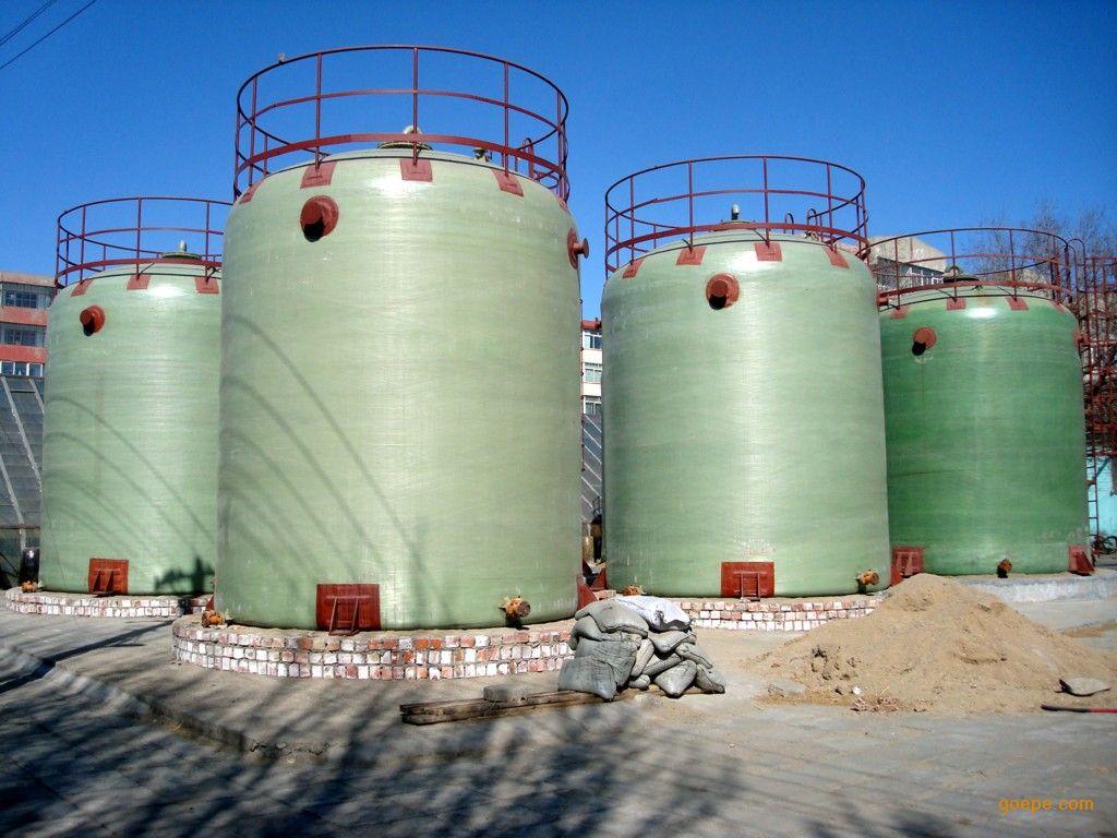 供应dn1000中型玻璃钢化工搅拌罐 立式搅拌 高效环保图片