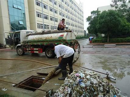 萧山西河路家庭下水道疏通82201660清理隔油池 水电安装