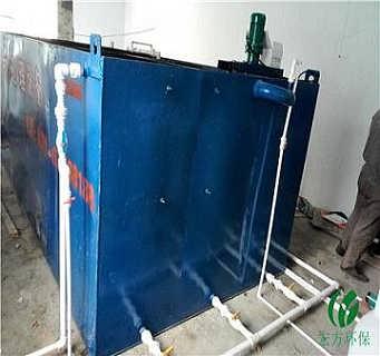 中小型胸围/锌电镀厂一体化污水处理女装价格镀铜110大码设备图片