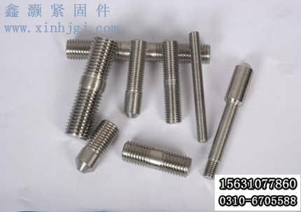 不锈钢双头螺栓|不锈钢双头螺丝|白钢双头螺栓|304双头螺栓