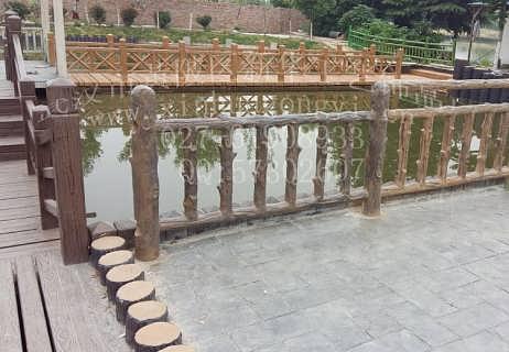 仿木栏杆咨询 仿木栏杆价格