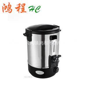 双层带保温不锈钢电热开水桶30-50l保温桶带龙头