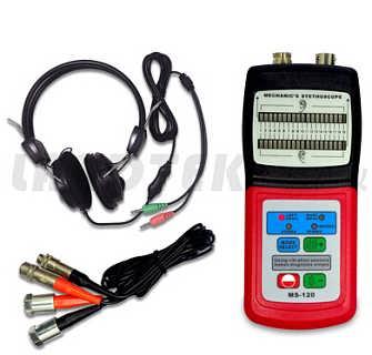 听诊器介绍: 主要应用在发动机等机械类,可迅速测出柴油机,气缸,汽车