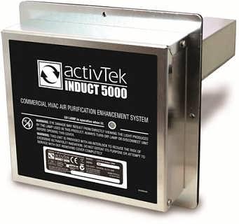 艾可艾尔美国空调净化器INDUCT5000