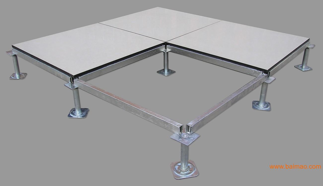 华通牌硫酸钙机房防静电地板-钱眼产品