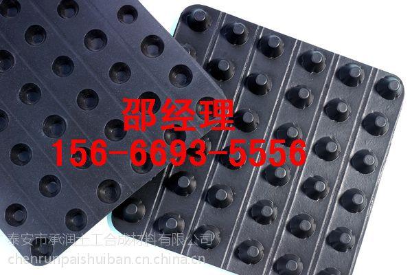 济宁pvc塑料排水板价格 济宁pvc塑料排水板批发 济宁pvc塑料排水板厂