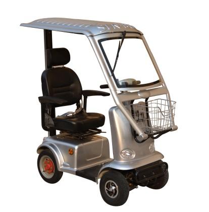 半封闭老年代步车,残疾人代步车
