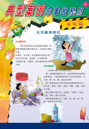 上海安全月挂图,安全生产月主题海报