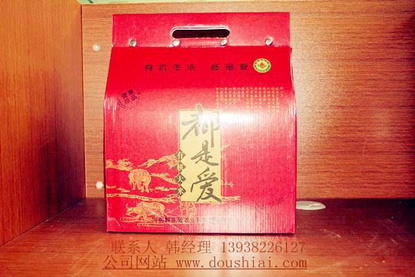 母亲节送妈妈的好礼物北京有机大米,送的是健康
