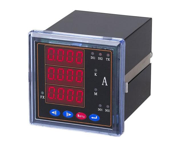 济南pa194i-ak4三相交流数显电流表 数字电流表