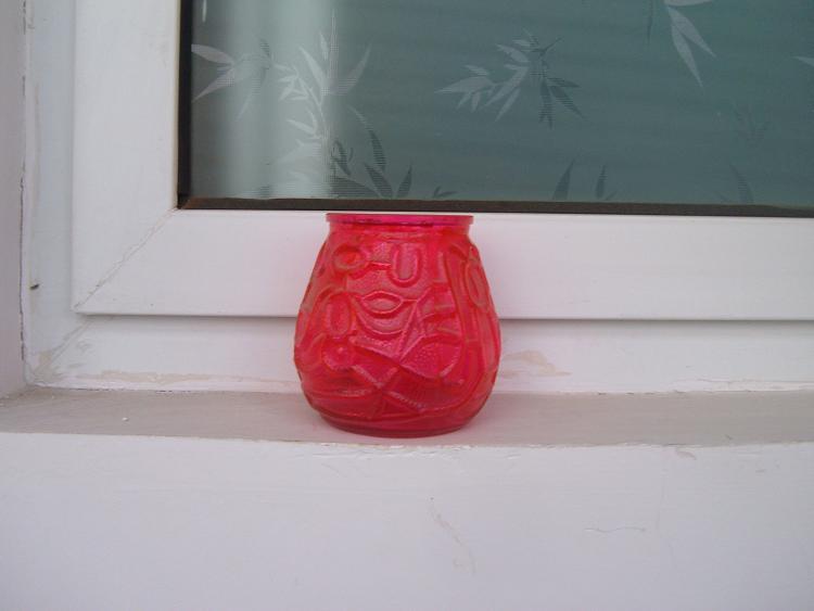 玻璃瓶 玻璃烛台 烛杯 蜡烛台 蜡烛罐