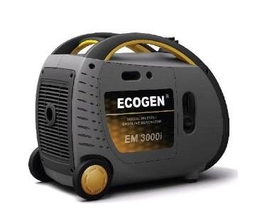 48V直流发电机 可转变12V交流的发电机 3KW汽油发电机图片