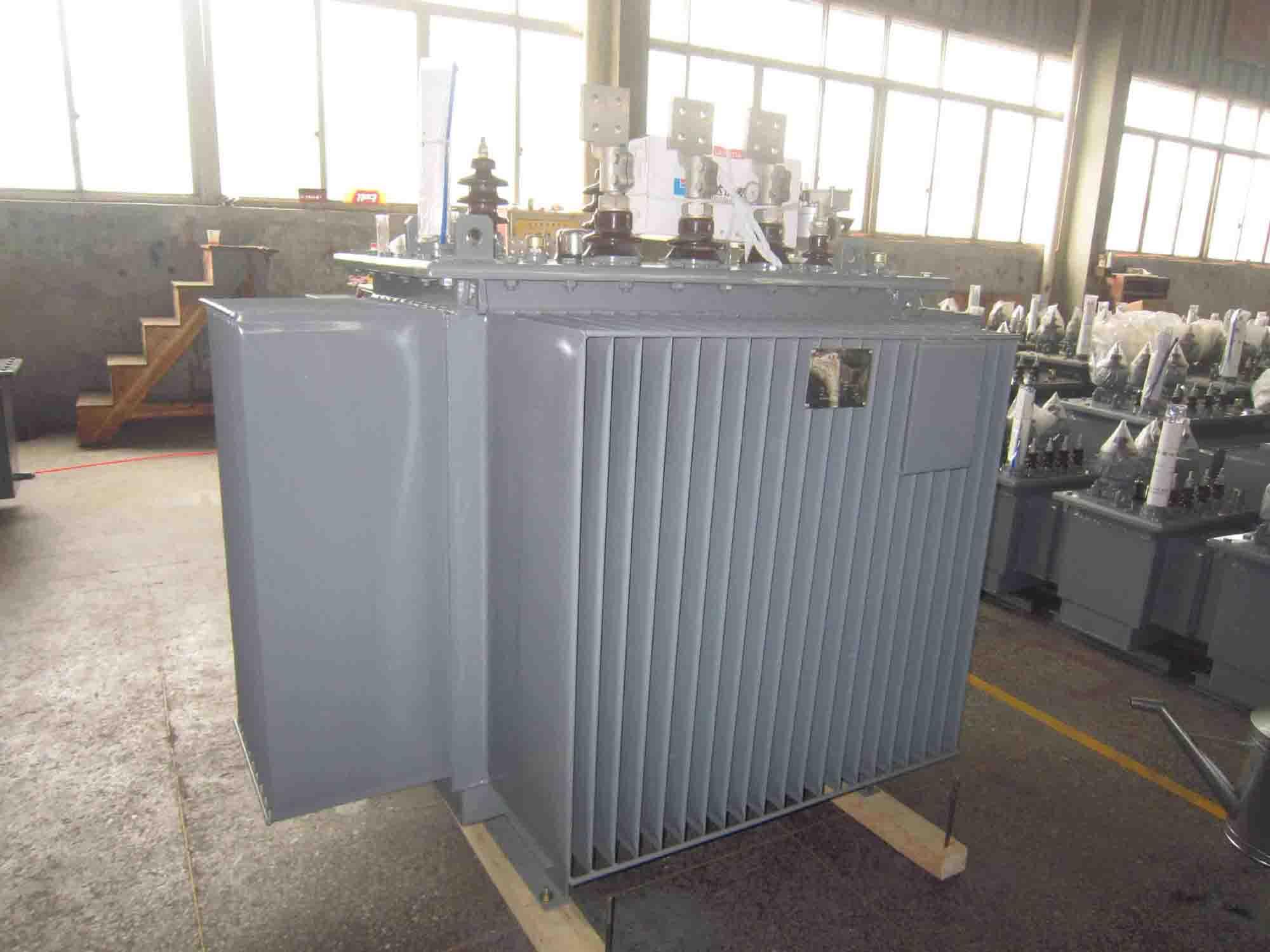 批发S11 630油浸式电力变压器