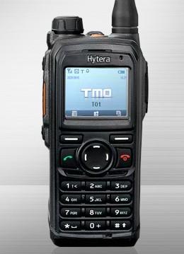 户外用什么对讲机好-海能达精心推荐TETRA手持对讲机PT580
