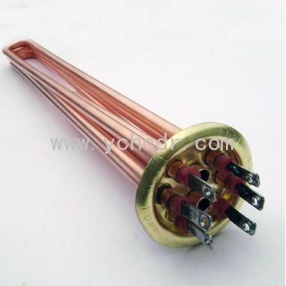 供应宏创模温机加热管,电热管,发热管