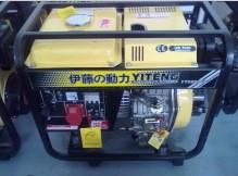 工业用电柴油发电机