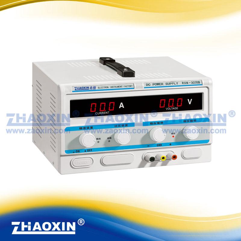兆信30V20A数字显示直流稳压电源