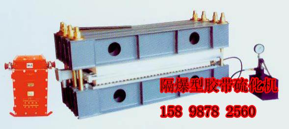 DBL1200隔爆电热式胶带硫化机