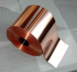 无氧铜带现货—无氧铜卷板—TU1无氧铜带