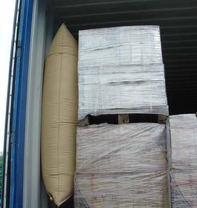 山东烟台集装箱充气袋