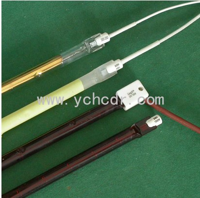 供应宏创红外线直型加热管,电热管,发热管