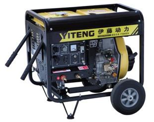 北京小型柴油发电电焊机|柴油发电电焊机工厂价格