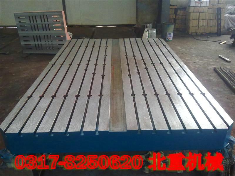 焊接平台HT200-250www.btbzjx.com